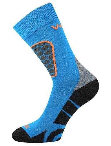 Sportovní ponožky VoXX SOLAX, modrá