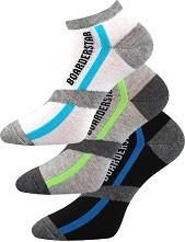 Ponožky Boma Piki Mix 48 - balení 3 páry