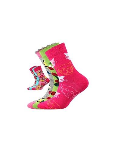 6eaf3ec6f46 Dětské ponožky Boma 057-21-43 Holka VII