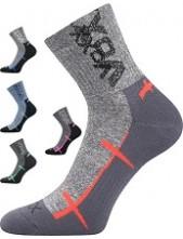 WALLI sportovní ponožky VoXX - i nadměrné velikosti