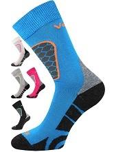 Sportovní ponožky VoXX SOLAX, bílá