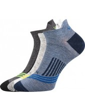 Ponožky VoXX - REX 12 - balení 3 páry v barevném mixu