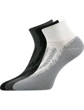 Ponožky Boma STELA 11 - balení 3 páry v barevném mixu