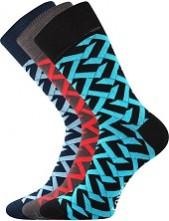 Ponožky Lonka DIMAGE mix C - balení 3 páry