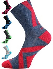 JEFF 01 sportovní ponožky VoXX