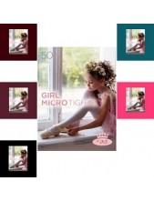 Dívčí punčochové kalhoty GIRL MICROtights 50DEN