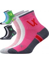 NEOIK dětské sportovní ponožky VoXX, mix A