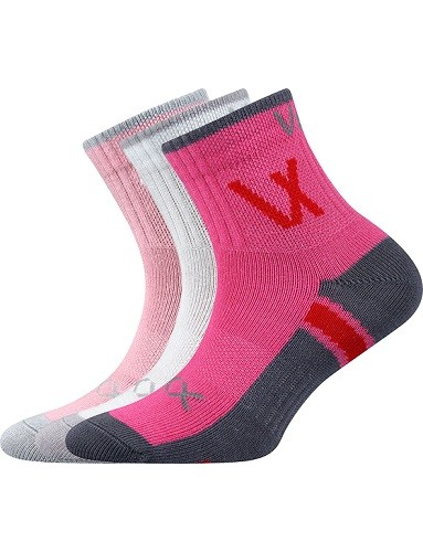NEOIK dětské sportovní ponožky VoXX, mix A holka