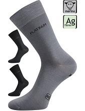 Ponožky Lonka DEWOOL s merino vlnou - balení 3 stejné páry