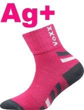 Dětské ponožky se stříbrem