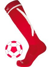 Fotbalové štulpny, podkolenky