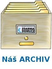 Archiv bývalých produktů